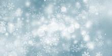 White Bokeh Blur Background / ...