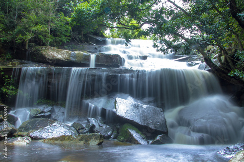 waterfall-in-forest