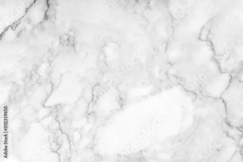 Fototapeta White marble texture and background. obraz na płótnie