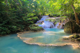 erawan waterfall beautiful waterfalls in Thailand