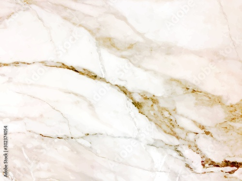 Autocollant pour porte Marbre Marble texture background with pink, yellow or brown natural pattern