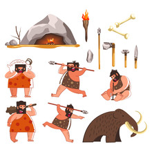 Stone Age And Caveman, Prehist...
