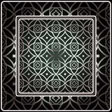 Background, Geometric Pattern ...