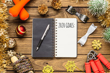 New Year 2020 Goals For Health...
