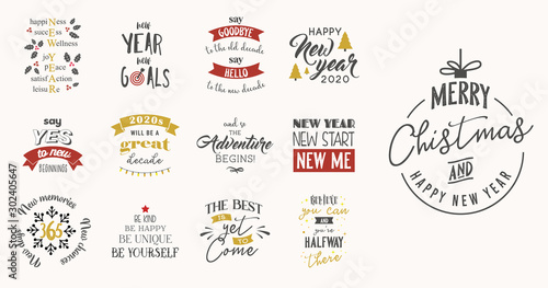 Cuadros en Lienzo new year insparation greeting phrases