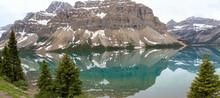 Kanada, Bow Lake Am Icefields ...