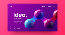 Creative Horizontal Website Sc...