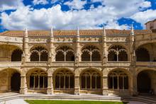 The Jeronimos Monastery - Lisbon Portugal