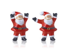 Santa Claus Cute Ceramic Dolls...