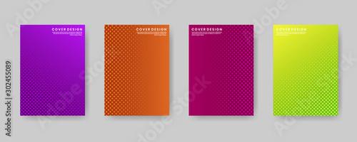 Fotografía  Minimal covers design