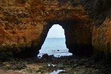 The Ocean Seen Through The Hol...