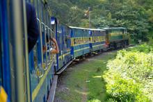 世界遺産「インドの山岳鉄道群」インド最古の山岳鉄道のひとつニルギリ山岳鉄道
