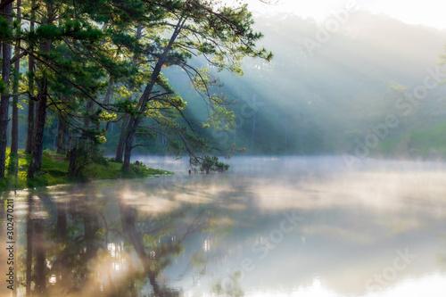 piekno-krajobraz-w-dalat-miescie-vietnam-najlepsze-wykorzystanie-zdjec-do-projektowania-reklamy-pomyslu-na-druk-i-nie-tylko