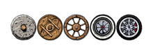 Evolution Of The Wheel