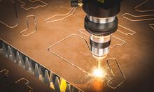 Cnc Laser Machine For Metal Cutting