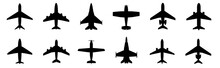 Set Airplane Icon. Aircrafts F...