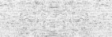 Brick Wall Of Grey Color
