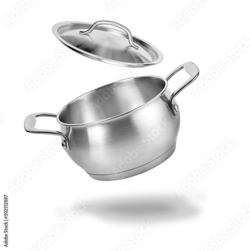 Canvastavla Stainless steel cooking pot