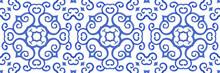 Antique Portuguese Tiles. Blue...