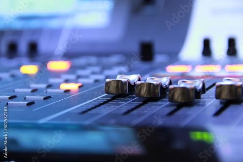 sound console - 302537263