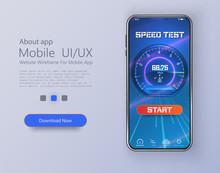 Design Of Mobile App, UI, UX, ...