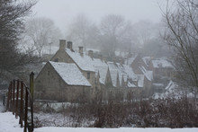 Cold Village In The Cotswolds ...