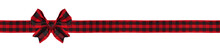 Red And Black Buffalo Plaid Ch...