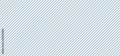 Obraz Blue lines background. Vector illustration - fototapety do salonu