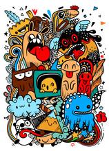 Abstract Grunge Urban Pattern ...