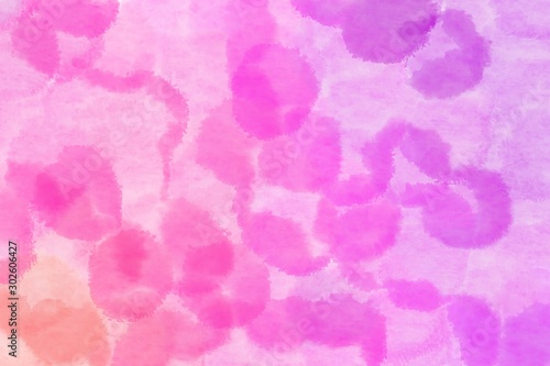 canvas print motiv - Eigens : square graphic with futuristic sparkle plum, violet and pastel pink background with space for text or image