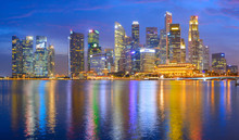 Panorama Singapore Downtown Bu...