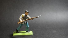 Toy Soldiers Of Americ Civil War