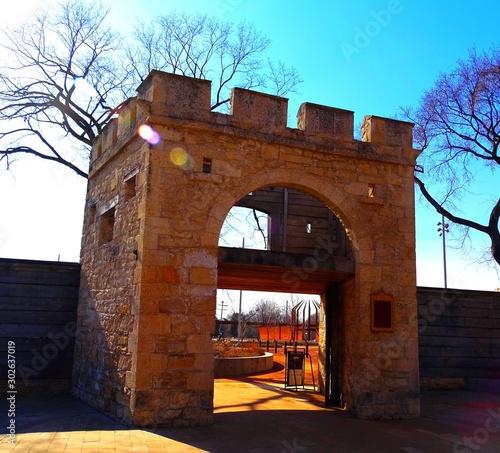 Valokuva Amérique du Nord, Canada, Manitoba, Parc provincial du patrimoine de Fort Garry