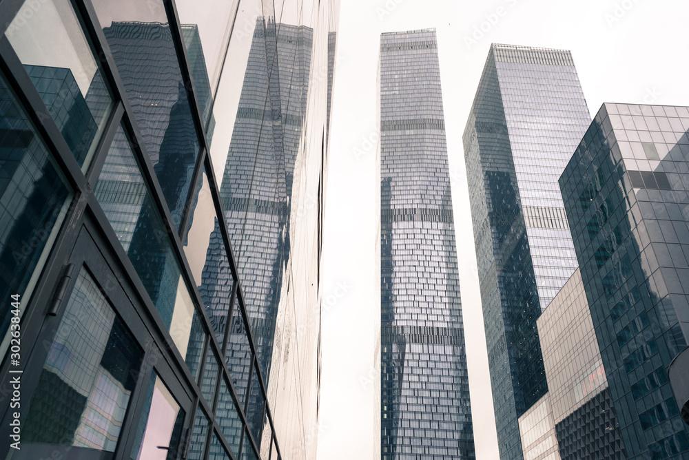 Fototapety, obrazy: Modern office building