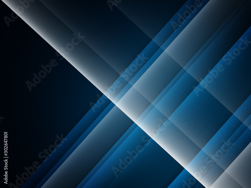 Obraz  Abstractr background. Minimal geometric background for use in design - fototapety do salonu