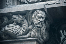 Ornate Architectural Details