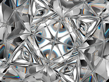 Gemstone Or Diamond Texture Cl...