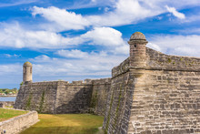 St. Augustine, Florida At The ...