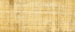 canvas print picture Yellow papyrus-paper background.Egyptian paper.