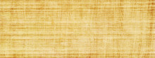 Yellow Papyrus-paper Backgroun...