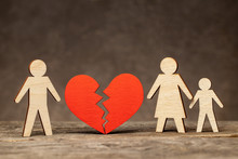 Divorce In Family With Childre...