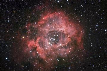 Galaxie im Weltall
