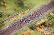 Model Rails For Trains With Su...