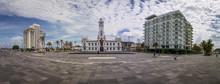 Port Of Veracruz Panoramic