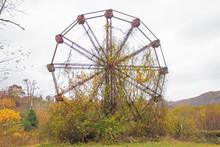 Shawnee Lake Abandoned And Haunted Amusement Park