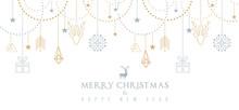 Auguri Di Natale Con Elementi ...