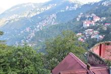 インドのヒマラヤ山岳...