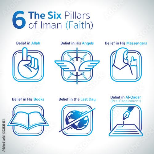 Carta da parati Faith of Islam