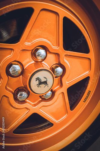 Photo Ferrari Wheel