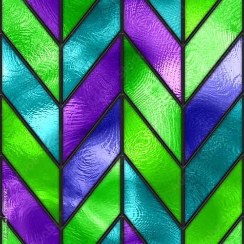 barwiona-szklana-bezszwowa-tekstura-z-geometrycznym-wzorem-dla-okno-witraz-3d-ilustracja